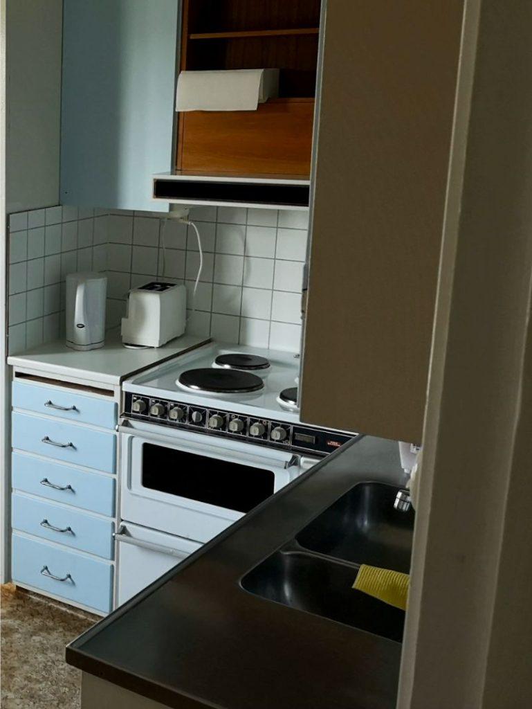 Kälom lägenhet kök