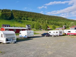 Almåsa Alpin camping sommar